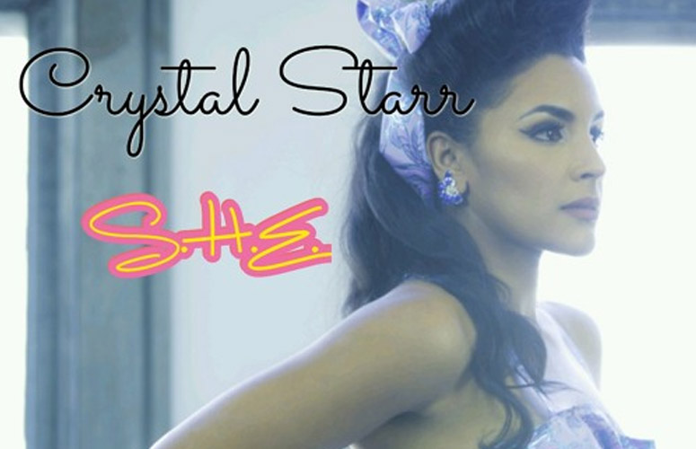 Crystal Starr Releases Her New Single, 'SHE,' Celebrating The Empowerment Of Women In a Historic Year