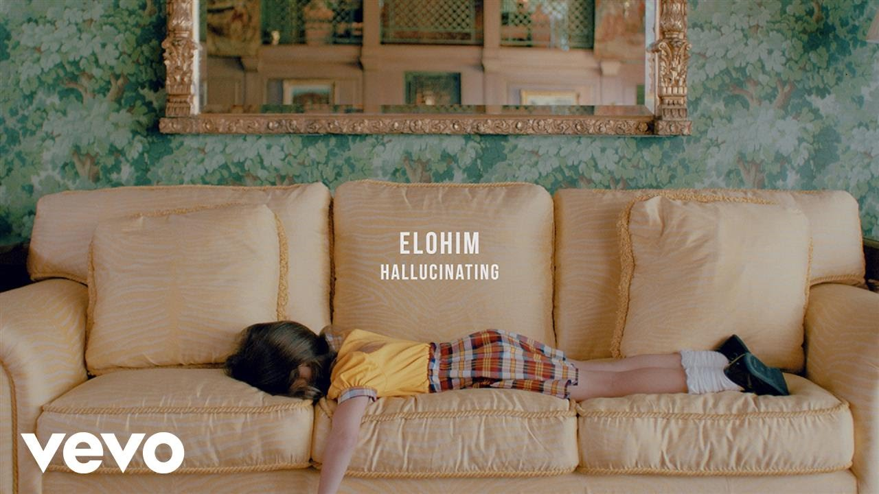 """Elohim Releases Music Video For """"Hallucinating"""""""