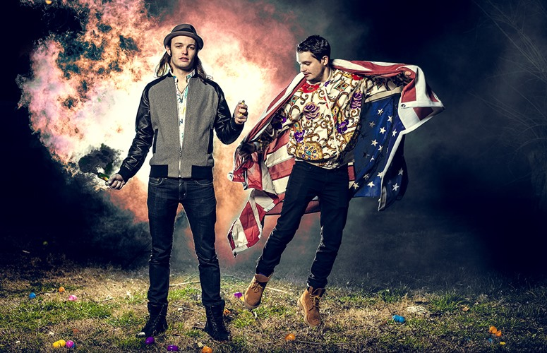 "Cherub & The Floozies Announce 2017 ""Your Girlfriend Already Bought Tickets"" Tour"