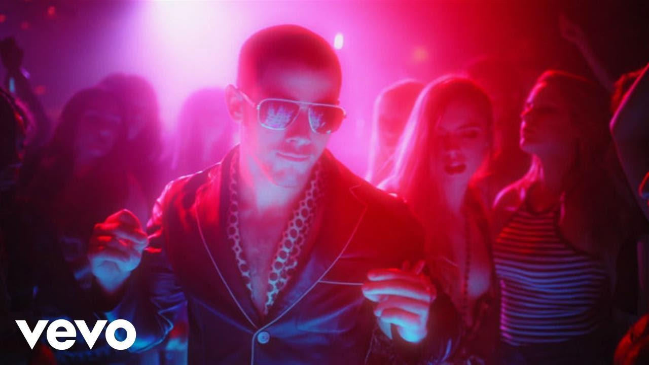 Nick Jonas – Champagne Problems